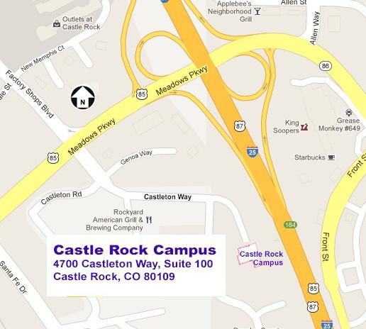 Olivet Campus Map.Castle Rock Campus Map Arapahoe Community College Acalog Acms